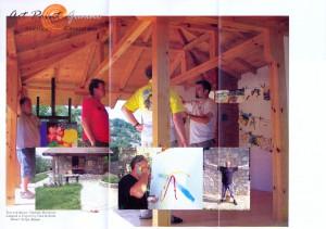 Artist Residency 2008 - Spring