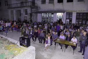 10 Mid-village Audience